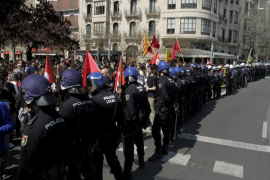 oalma local huelga general 29 m piquetes foto joan torres