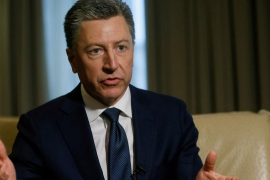 Dimite el representante especial de Trump para Ucrania tras la llamada