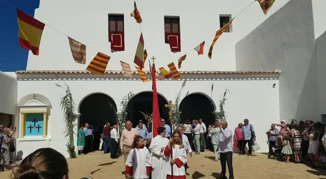 Sant Miquel se viste de gala para celebrar su día grande