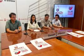 El Recinto Ferial de Ibiza acoge la feria Outlet y el Salón del Vehículo de Ocasión