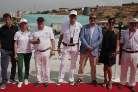 Entrega de premios de la Classic Week en Port Adriano