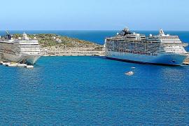 El PSIB avanza que una ley regulará la presencia de cruceros en Balears