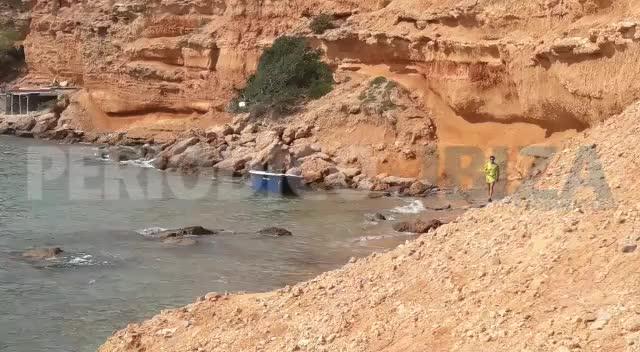Llegan cuatro nuevas pateras a Ibiza y Formentera