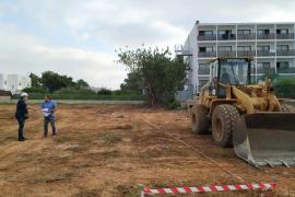 El Ibavi inicia la construcción de una nueva promoción de VPO en Ibiza