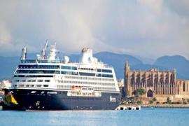 El rechazo de los ciudadanos a la llegada de cruceros aumenta en el último año