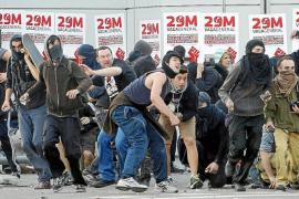 La Generalitat declara la guerra a los violentos por la vía penal y administrativa