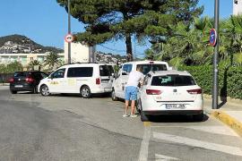Vila sancionará a la Federación del Taxi por desobedecer la orden de no usar el GPS