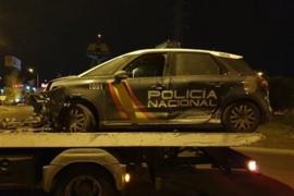Detenidos tres aluniceros tras una violenta persecución en Madrid