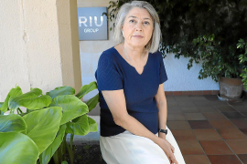Varmen Riu, copresidenta del grupo hotelero Riu