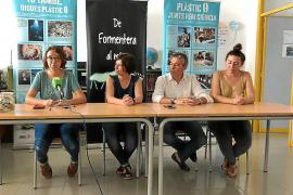 Estudiantes del IES Marc Ferrer investigarán la presencia de microplásticos en es Cavall d'en Borràs