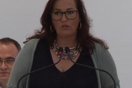 La popular Ana Negre dimite como consellera de Sa Unió