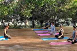 Formentera Zen aprovecha la calma de octubre para abordar el bienestar humano