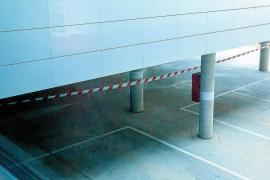 Menos plazas de aparcamiento