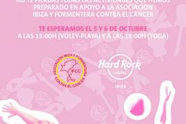 Hard Rock Hotel Ibiza acoge dos jornadas deportivas para luchar contra el cáncer