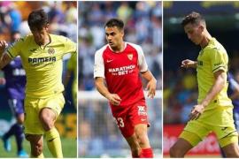 Reguilón, Pau Torres y Gerard Moreno, novedades en la selección