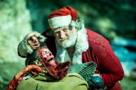 Santa Claus para salvar un mundo apocalíptico