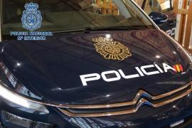 Detenido un hombre por intentar secuestrar con una furgoneta a una joven en Palma