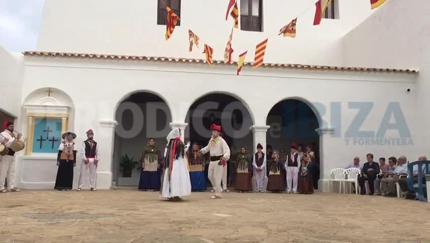 Sant Miquel celebra su tradicional 'festa des Majors'