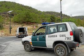 La Guardia Civil investiga un asalto a mano armada perpetrado en una villa de Sant Josep