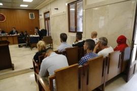 La Audiencia Provincial juzga hoy a una banda que distribuía cocaína, MDMA y cannabis en Ibiza