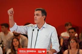 Sánchez, sobre la propuesta de Rivera para pactar: «El pánico hace milagros»
