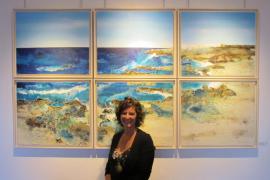 'De mar i terra' nueva muestra de Lourdes Crespí en Can Tixedó