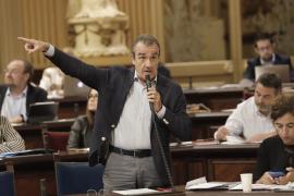 Yllanes no tuvo constancia de «oposición frontal» de Més a devolver el dinero de la ecotasa