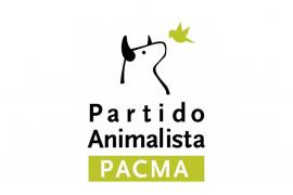 Logo de PACMA