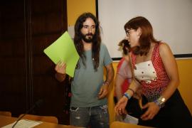 Laura Camargo y Baltasar Picornell