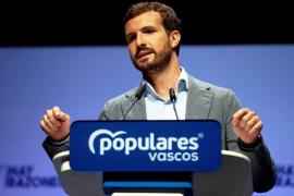Pablo Casado, candidato del PP