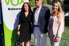 Manuela Cañada, Antonio Salvá y Patricia de las Heras