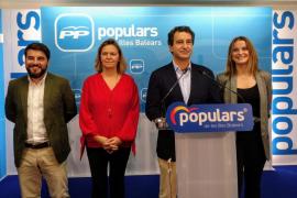 Javier Bonet, Maria Salom, Biel Company y Margalida Prohens
