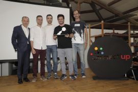Los finalistas de Connect'Up Grow