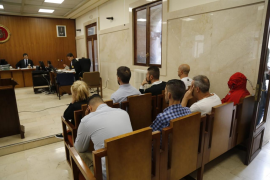 Visto para sentencia el juicio contra once acusados de distribuir droga en Santa Eulària