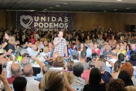 Iglesias: «Se está preparando un acuerdo entre PP y PSOE al que se quiere sumar Cs»