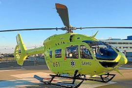 Satse avisó del posible riesgo en los vuelos nocturnos del helicóptero sanitario