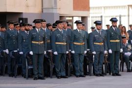 Reconocimiento a la labor de la Guardia Civil de Ibiza en la crisis de las pateras