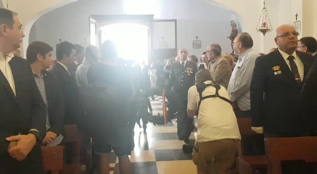 La Guardia Civil de Ibiza homenajea a su patrona en un año intenso de actividad