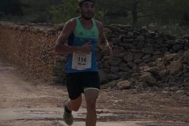 Martí Juan y Sabi Corral vuelan en Formentera