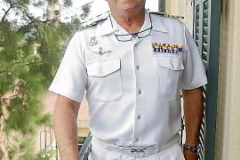 Dámaso Berenguer: «La Armada es consciente del aumento de la inseguridad»