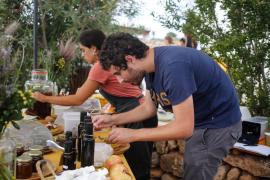 Can Tomeu acoge la primera feria anual de agricultura ecológica en Ibiza