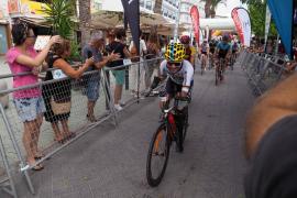 La etapa reina de la Vuelta Cicloturista a Ibiza Campagnolo, en imágenes (Fotos: Marcelo Sastre / Jon Izeta).