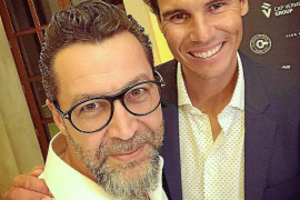 Quique Dacosta y Rafa Nadal