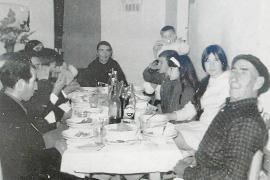Fotos antiguas y entrañables en las fiestas de Sant Rafel