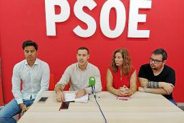 PSOE-Reinicia denuncia «descontrol y falta de transparencia» en Sant Antoni