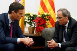 Ábalos no descarta una reunión entre Sánchez y Torra pero no sería inmediata