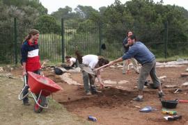 Comienzan las excavaciones arqueológicas en el Cap de Barbaria