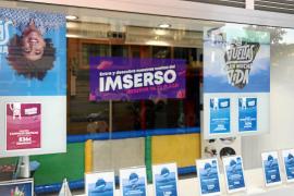 Turismo Social logra vender en dos días el 75 % de las plazas del Imserso a Baleares