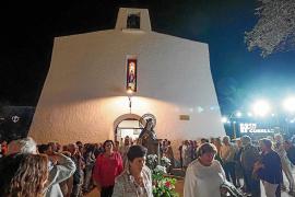 Santa Teresa y Es Cubells, desfilan juntos un año más