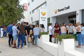 Sede de Thomas Cook en Palma